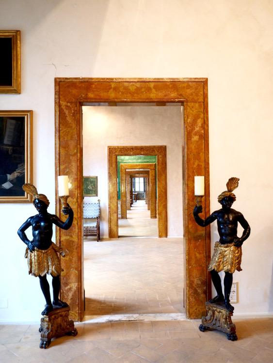 Le Palazzo Collicola Arti Visive à Spoleto